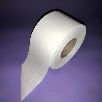 Бумага белая роликовая большая для шоу