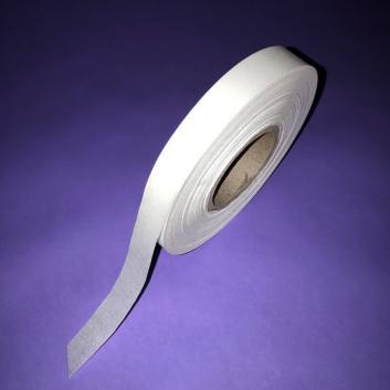 Бумага белая роликовая узкая для шоу