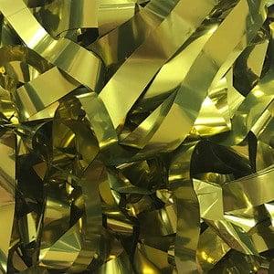 Бумага металлизированная золото для шоу