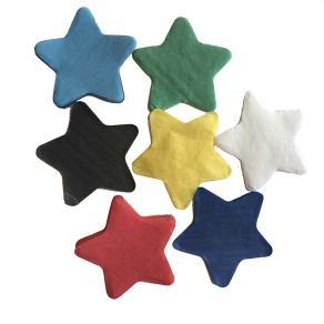 Конфетти бумажное звезда для шоу