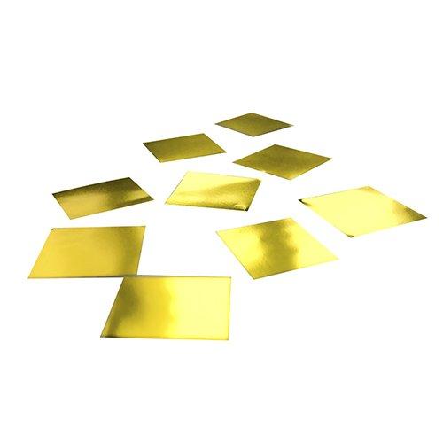 Конфетти металлизированное золото для шоу купить