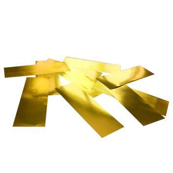 Конфетти металлизированное золото для шоу