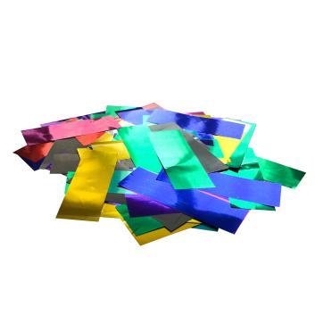 Конфетти металлизированное мультиколор для шоу